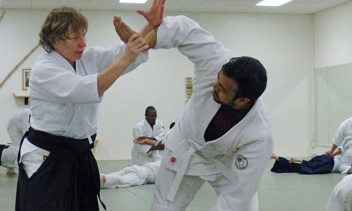 Aikido Orlando Dojo practice